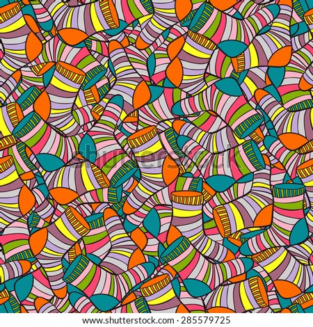 Vector socks seamless pattern can be stock vector 285579725 vector socks seamless pattern it can be used for wallpaper wrapping paper textile voltagebd Choice Image