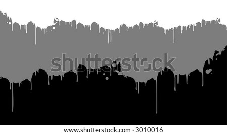 vector splotches - stock vector