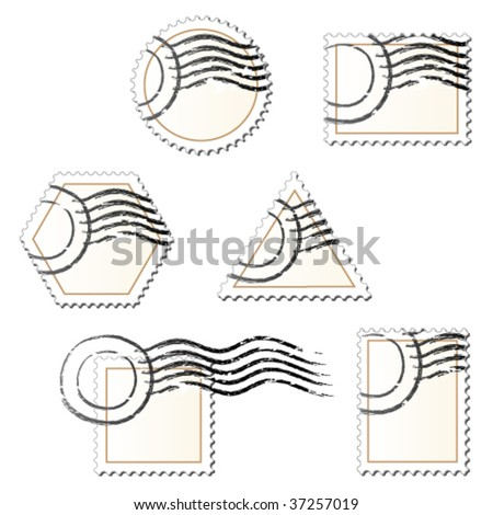 Vector stamp - stock vector