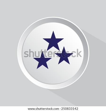 vector star - stock vector