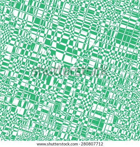 Vector stripes or background illustration. Green Latex