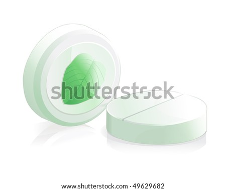 Vector Tablets, herb