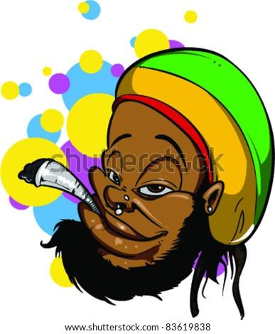 dating a jamaican guy cartoon