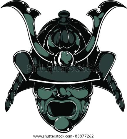 Vector Tattoo Monster - stock vector