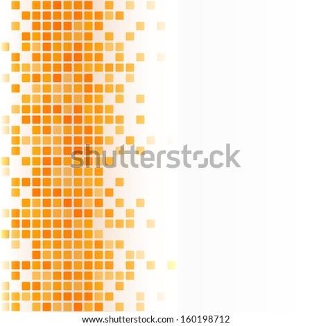 Vector template for your presentation. - stock vector