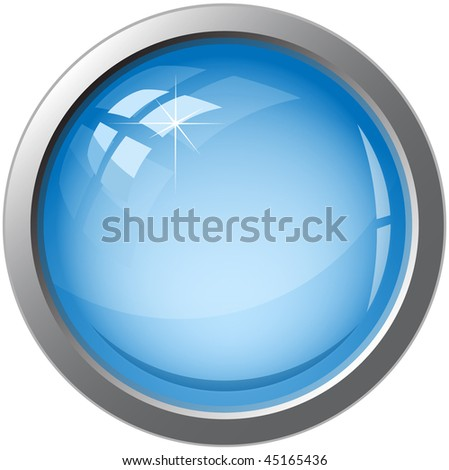 vector template of internet button