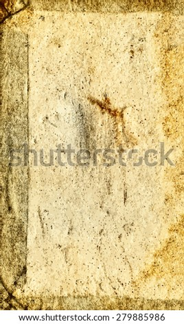 vector texture of the grunge paper - stock vector