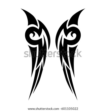 Tattoo tribal sleeve stock images royalty free images for Vector tattoo sleeve