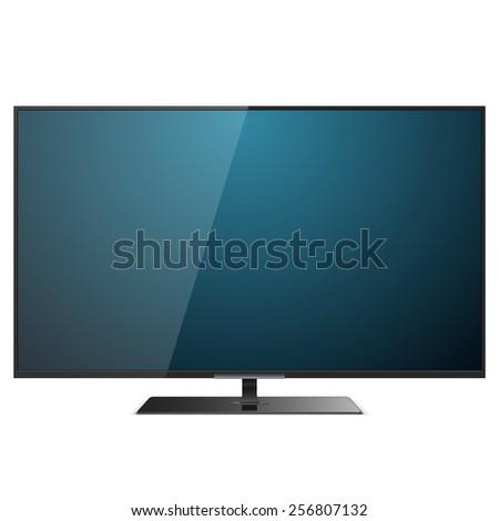 Vector TV - stock vector