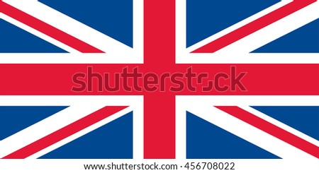 Vector United Kingdom flag