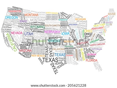 Us Map Background Melvintandesigninfo - Oklahoma map us