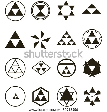 Various Christian Symbols Symbols Free Download