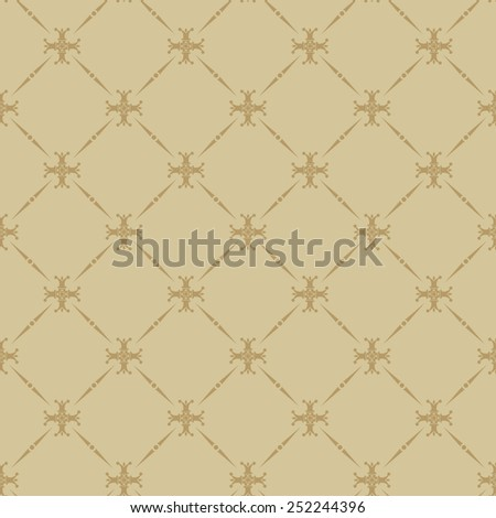 vector. vintage abstract background for design of cards, invitations, website, paper packaging, book covers, wallpaper for wall (seamless pattern)  - stock vector
