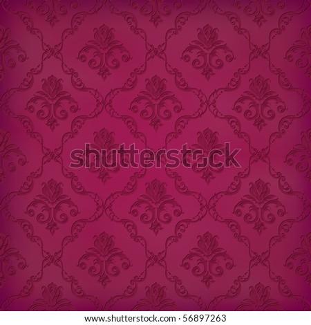 Vector Wallpaper Background, vector - stock vector