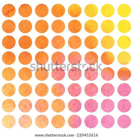 watercolour polka dot stock images royaltyfree images