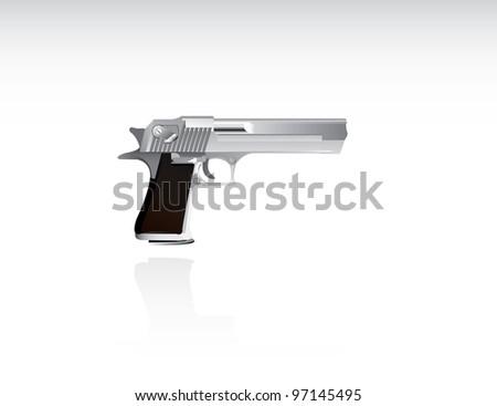 Vector Weapon - stock vector