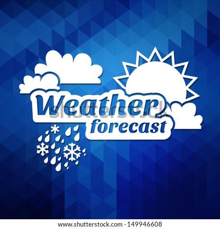 Weather Website Design
