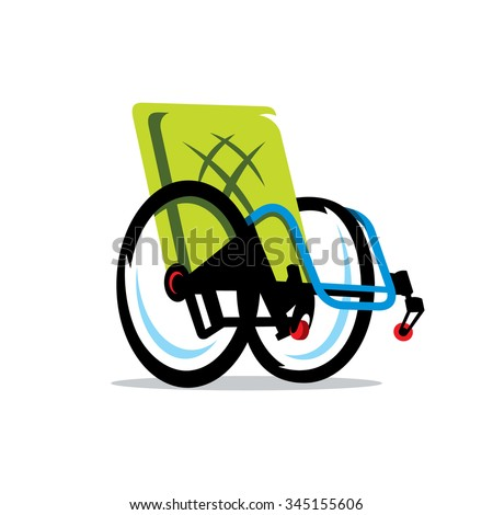 Handicap logo stock images royalty free images vectors for Handicapped wheelchair