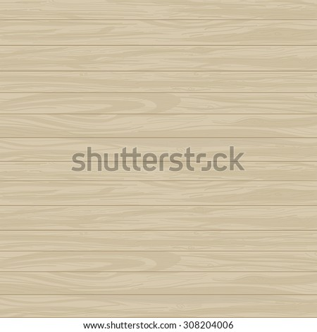 Vector Wood Hand-painted Background | White oak soft wooden texture for design