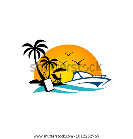 Vector yacht club logo design template stock vector 1012232965 vector yacht club logo design template toneelgroepblik Image collections