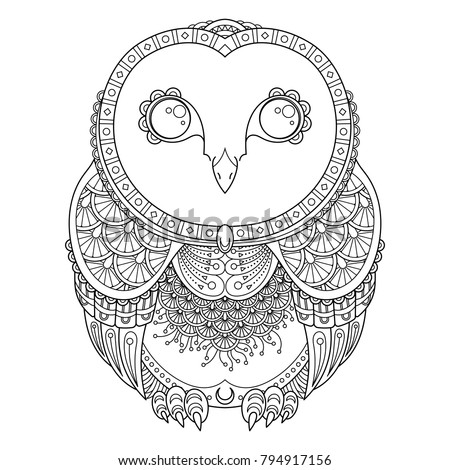 Zendoodle stock images royalty free images vectors for Zendoodle coloring pages