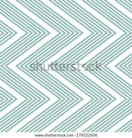 Vector zigzag pattern. Seamless background. Repeating texture - stock vector