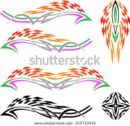 Vehicle Graphics Stock Images RoyaltyFree Images Vectors - Best automobile graphics and patterns