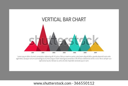 Vertical Bar Graph Stock Images RoyaltyFree Images  Vectors