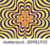 Vertigo-go  (motion illusion) - stock photo