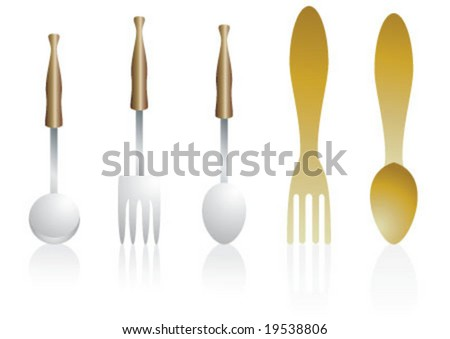 Very clean kitchen tools and staff