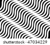 Vibration Waves - stock vector