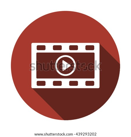 Video icon. Video icon vector. Video icon illustration. Isolated video symbol. Video icon. Video icon. Video icon. Video icon. Video icon. Video icon. Video icon. Video icon. Video icon. Video icon. - stock vector