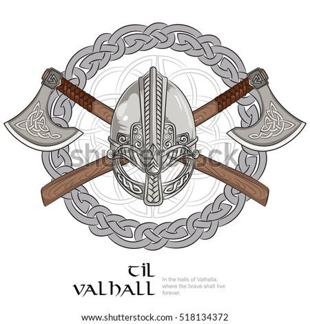 Norse Viking Helmet