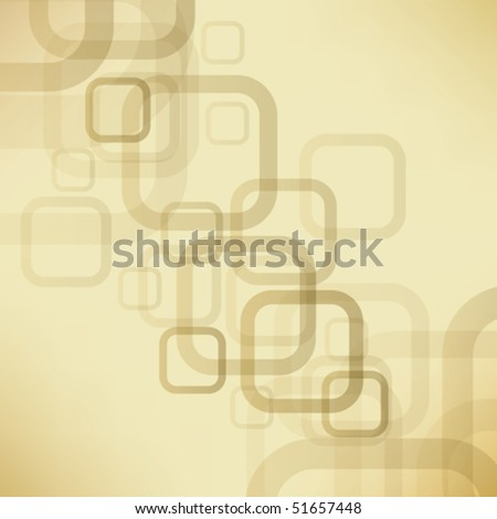vintage abstract background - stock vector