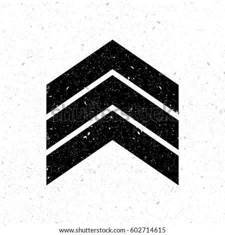 Vintage Arrow Logo Stock Vector HD Royalty Free 602714615