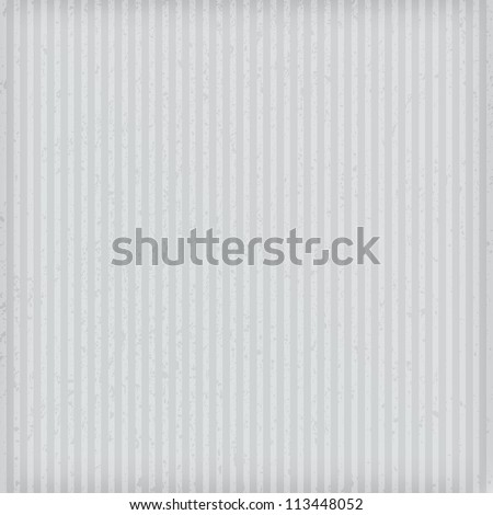 Vintage background with stripe pattern - stock vector
