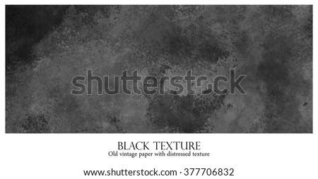 vintage black texture vector - stock vector