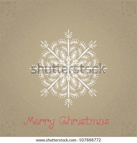 Vintage christmas doodles vintage card holiday stock vector 2018 vintage card holiday card winter card greeting cards m4hsunfo