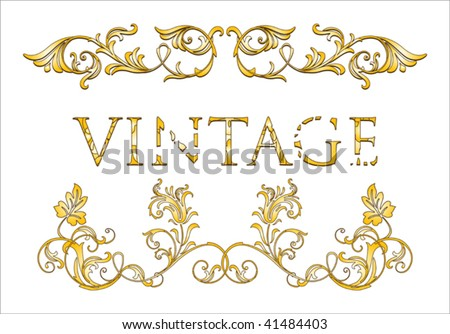 Rose Vine Border Stock Images Royalty Free Images