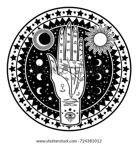 palmistry stock images royalty free images amp vectors