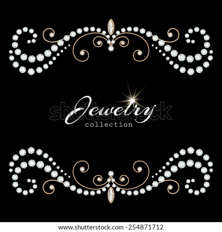 Gold Jewellery & Logo Vector Images (over )