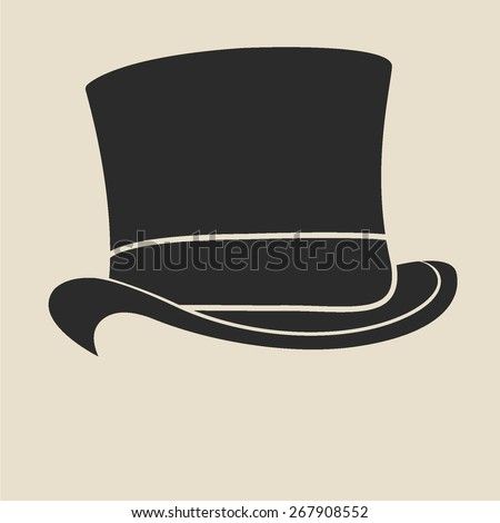 top hat vector stock images, royalty-free images & vectors
