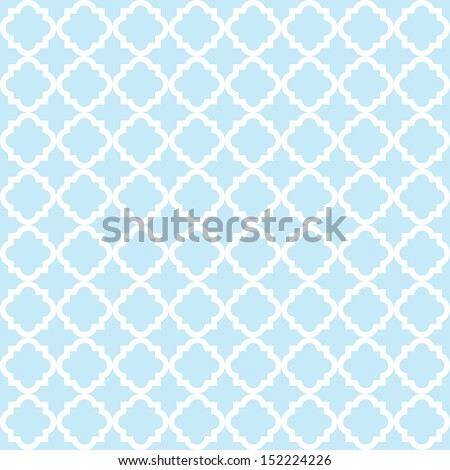Vintage seamless pattern background - stock vector
