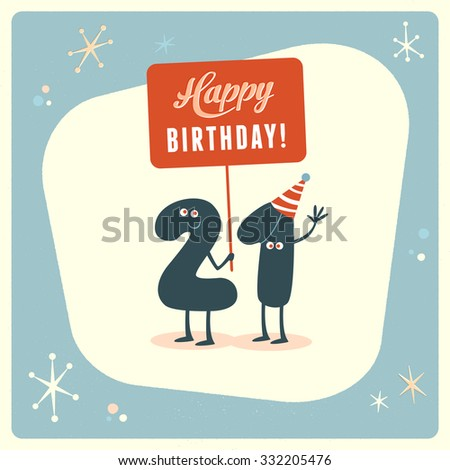 21st Birthday Images RoyaltyFree Images Vectors – Funny 21st Birthday Cards