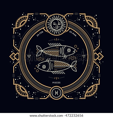 Pisces Stock Images Royalty Free Images Amp Vectors
