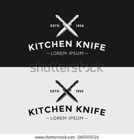 Kitchen Knife Vector kitchen knife stock images, royalty-free images & vectors