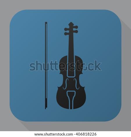 Violin icon. Violin icon vector. Violin icon simple. Violin icon app. Violin icon new. Violin icon logo. Violin icon sign. Violin icon ui. Violin icon draw. Violin icon eps. Violin icon art. Violin - stock vector