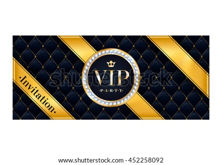 vip party invitation stock images royaltyfree images  vectors, party invitations