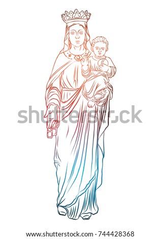 Ungewöhnlich Baby Jesus Färbung Blatt Bilder - Framing Malvorlagen ...