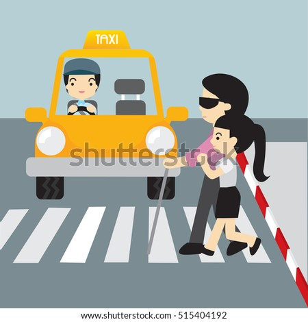 Blind Man Stock Images, Royalty-Free Images & Vectors | Shutterstock